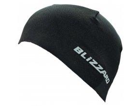 Funkční čepice Blizzard černá