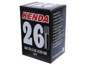 Duše KENDA 26x1,75-2,125 (47/57-559) AV 35 mm