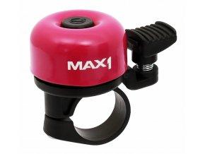Zvonek MAX1 mini fialový