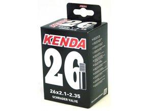 Duše KENDA 26x2,1-2,35  (54/58-559)  AV 35 mm
