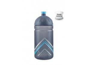 Zdravá lahev 0,5 l Bike modrá