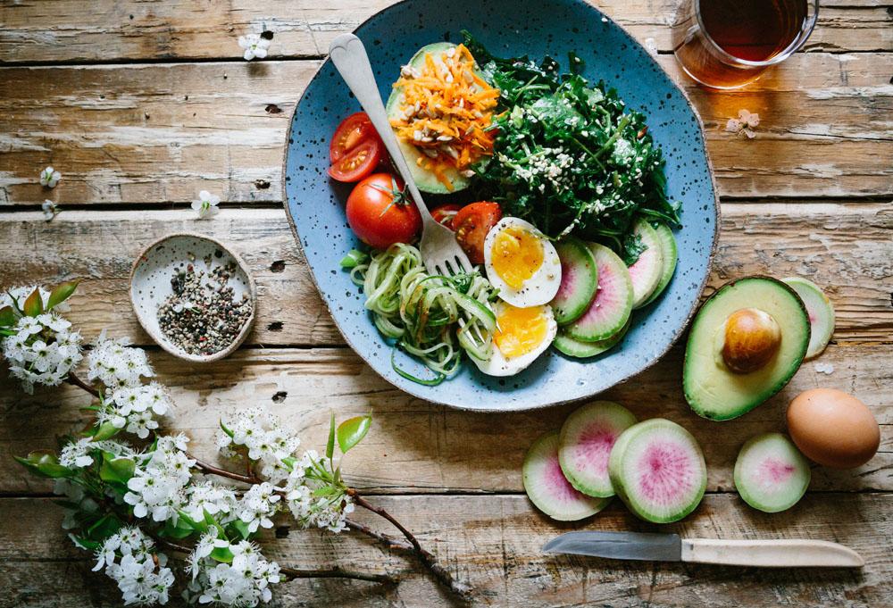 Jak si uspořádat jídelníček