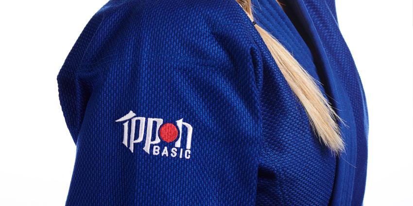 kimono-na-judo-ippon-gear-basic-modre