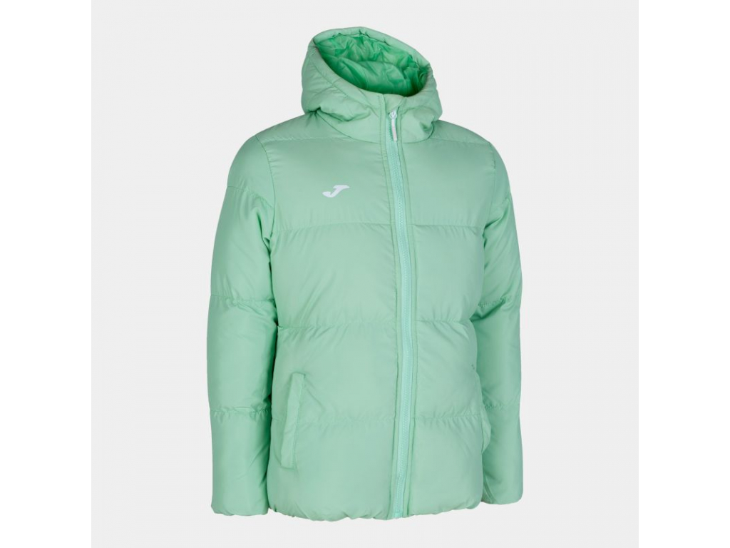damska bunda zelena joma anorak