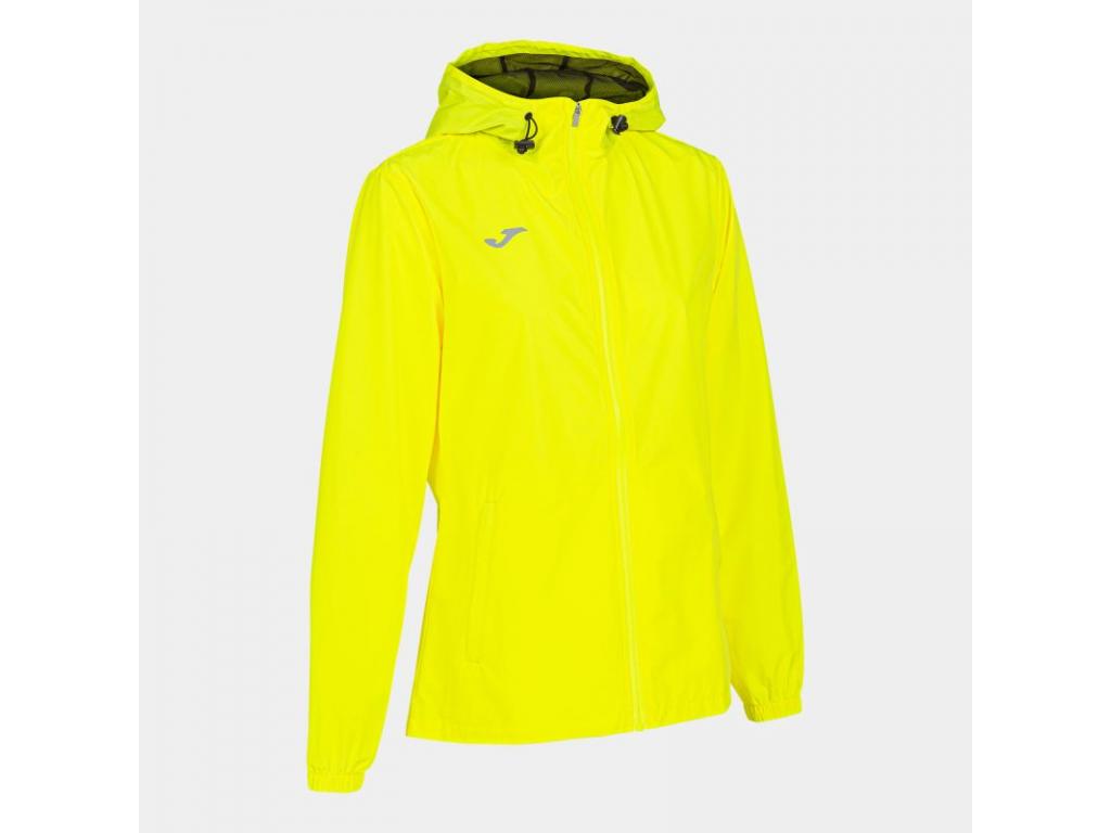 Dámská šusťáková bunda žlutá JOMA Elite VIII