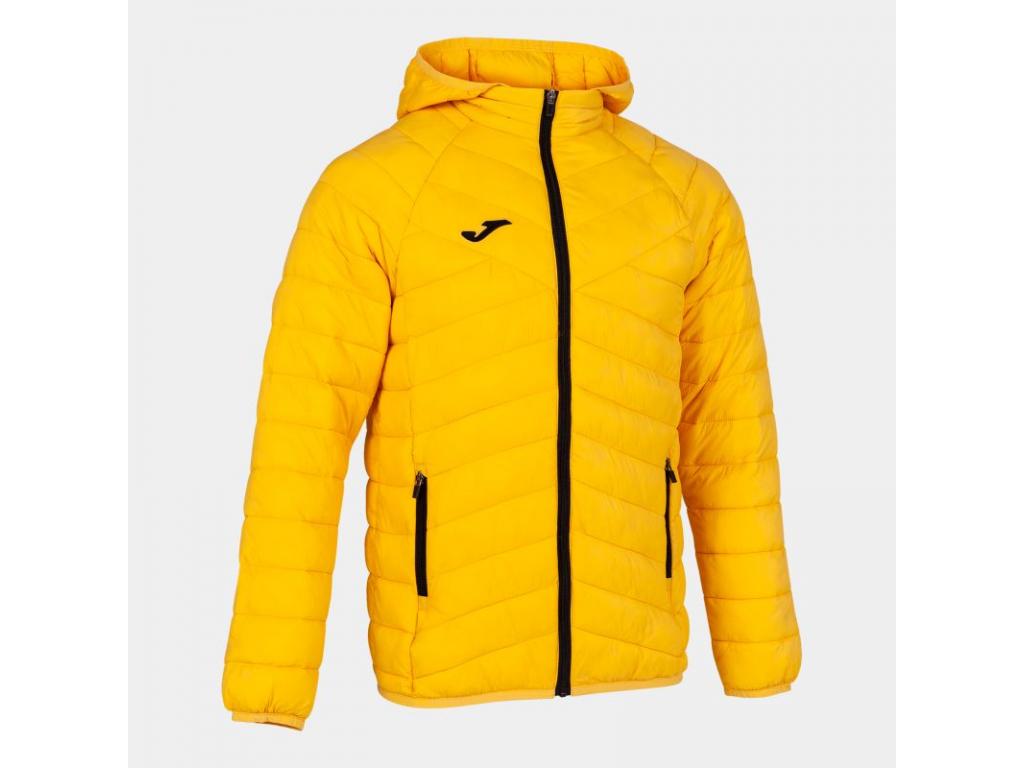 zimni bunda zluta joma urban iii