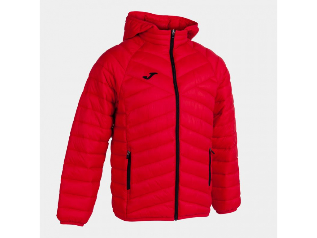 zimni bunda cervena joma urban iii