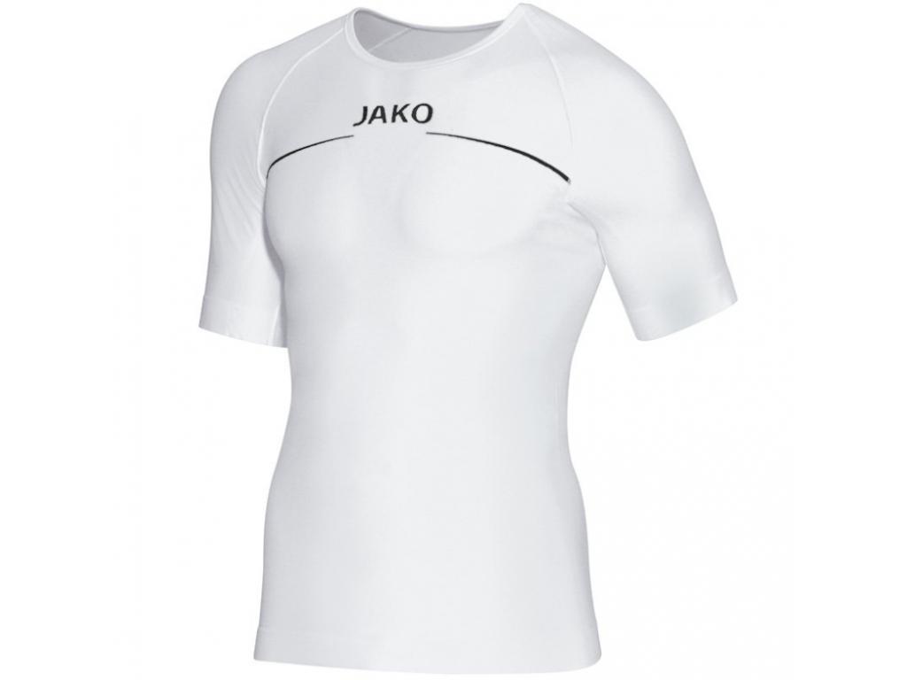JAKO Comfort funkční triko bílé