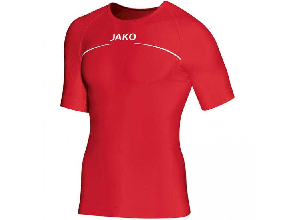 JAKO Comfort funkční triko červené
