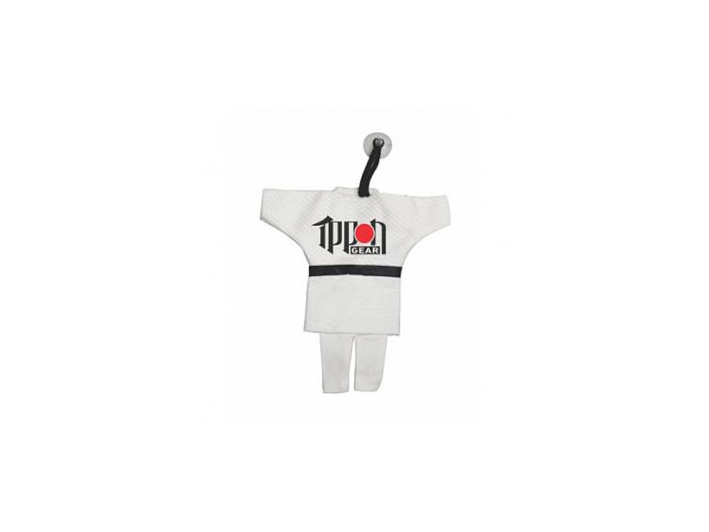 Mini kimono Ippon Gear bílé
