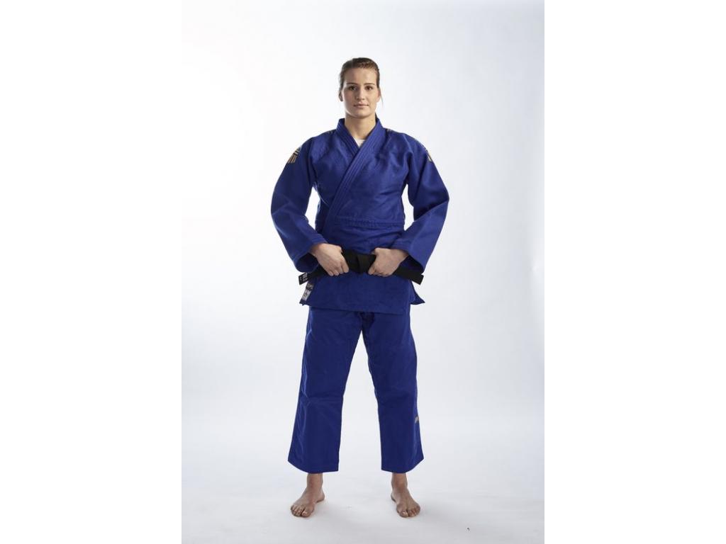 kimono judo modre ippon gear legend ijf kabat