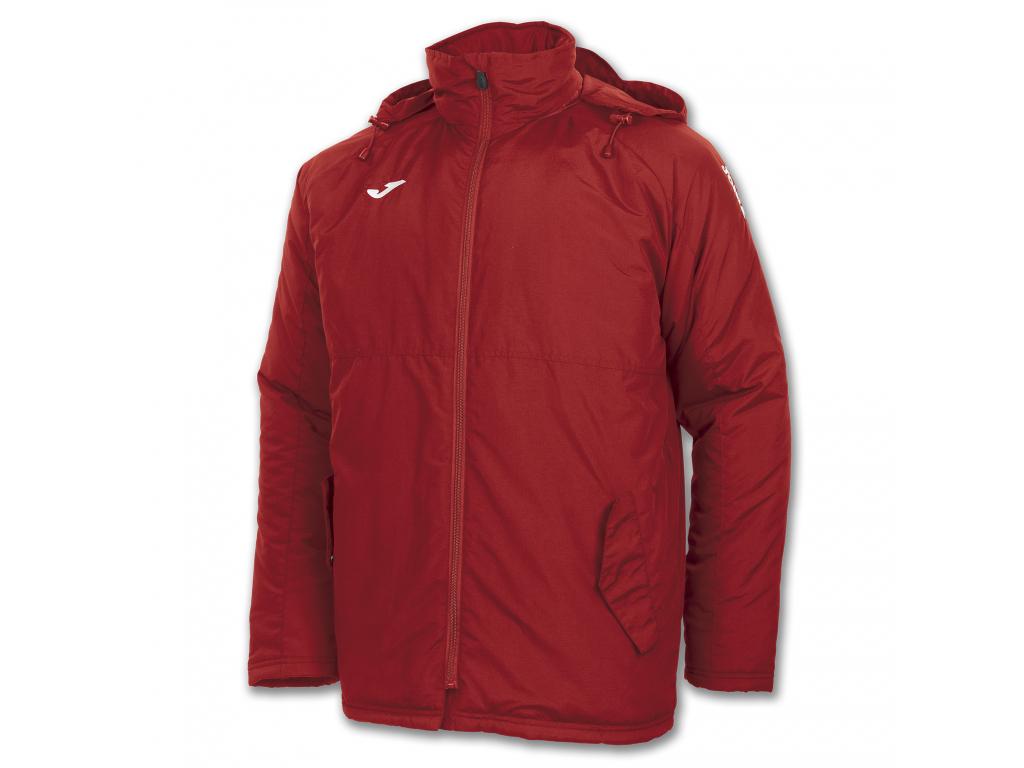 Zimní bunda červená JOMA Alaska II