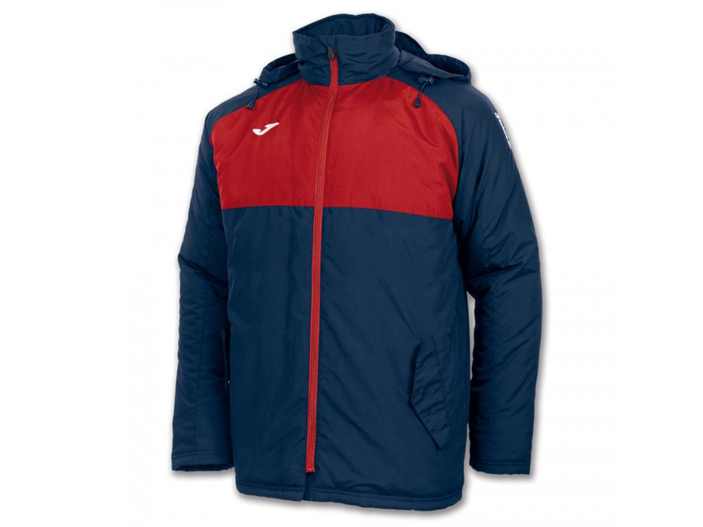 Zimní bunda modro-červená JOMA Andes