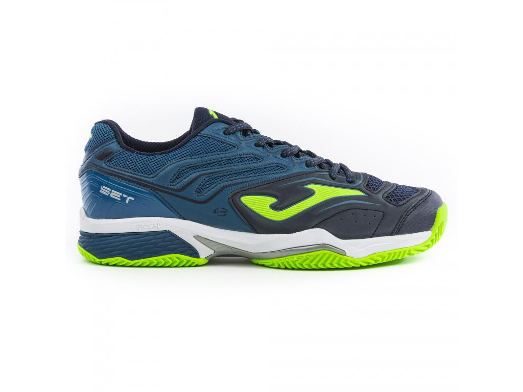 Tenisové boty modré JOMA Clay 903