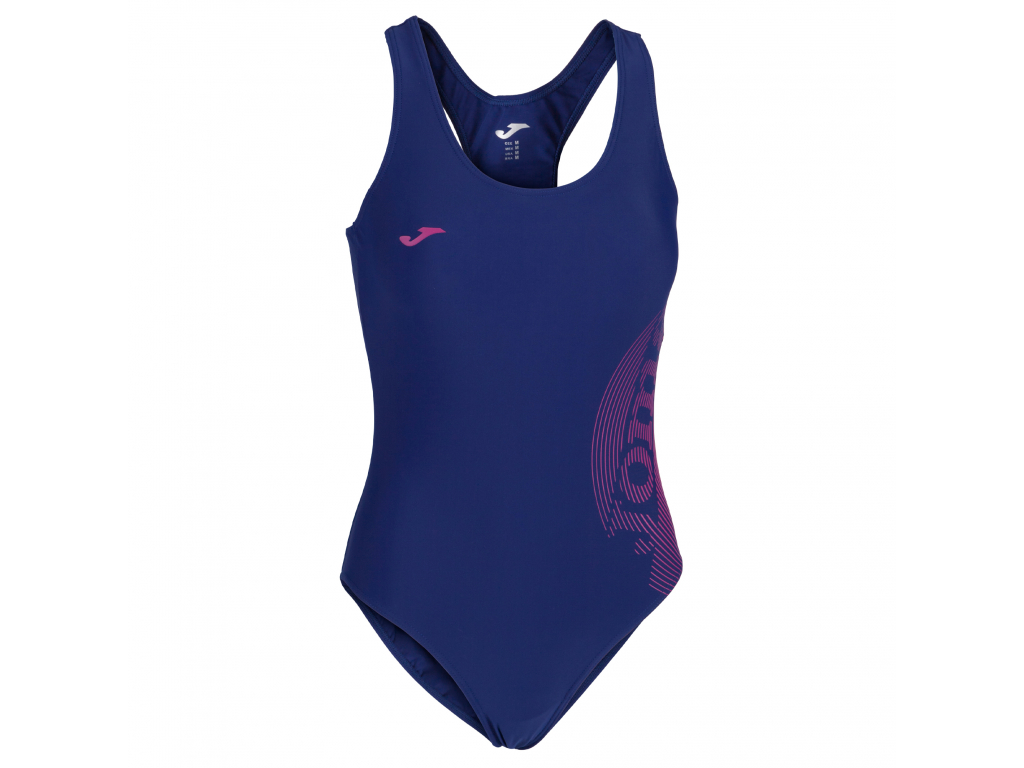 Plavky dámské modro-růžové JOMA Lake II