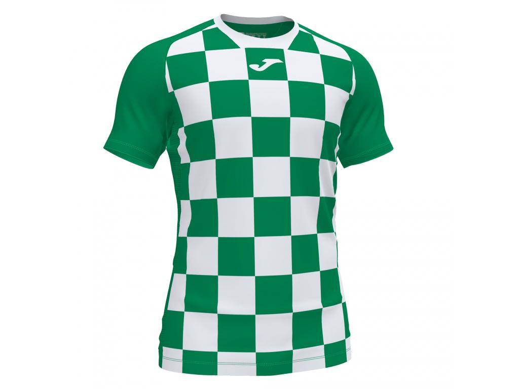 JOMA Flag II dres zeleno-bílý