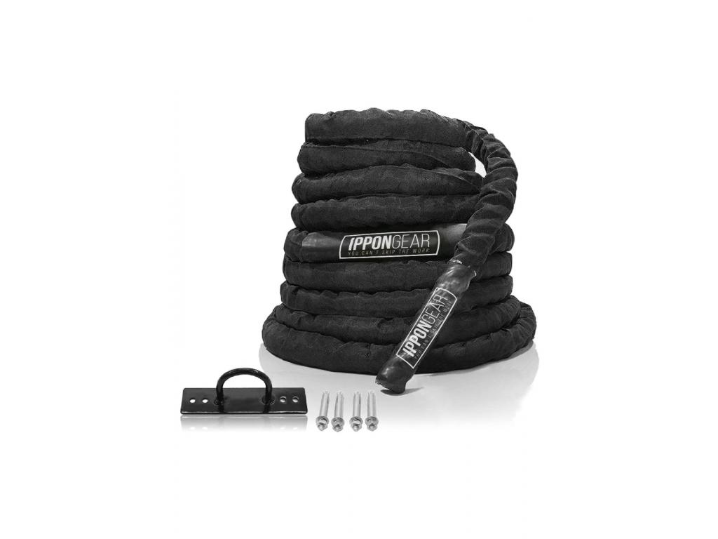 posilovaci lano ippon gear