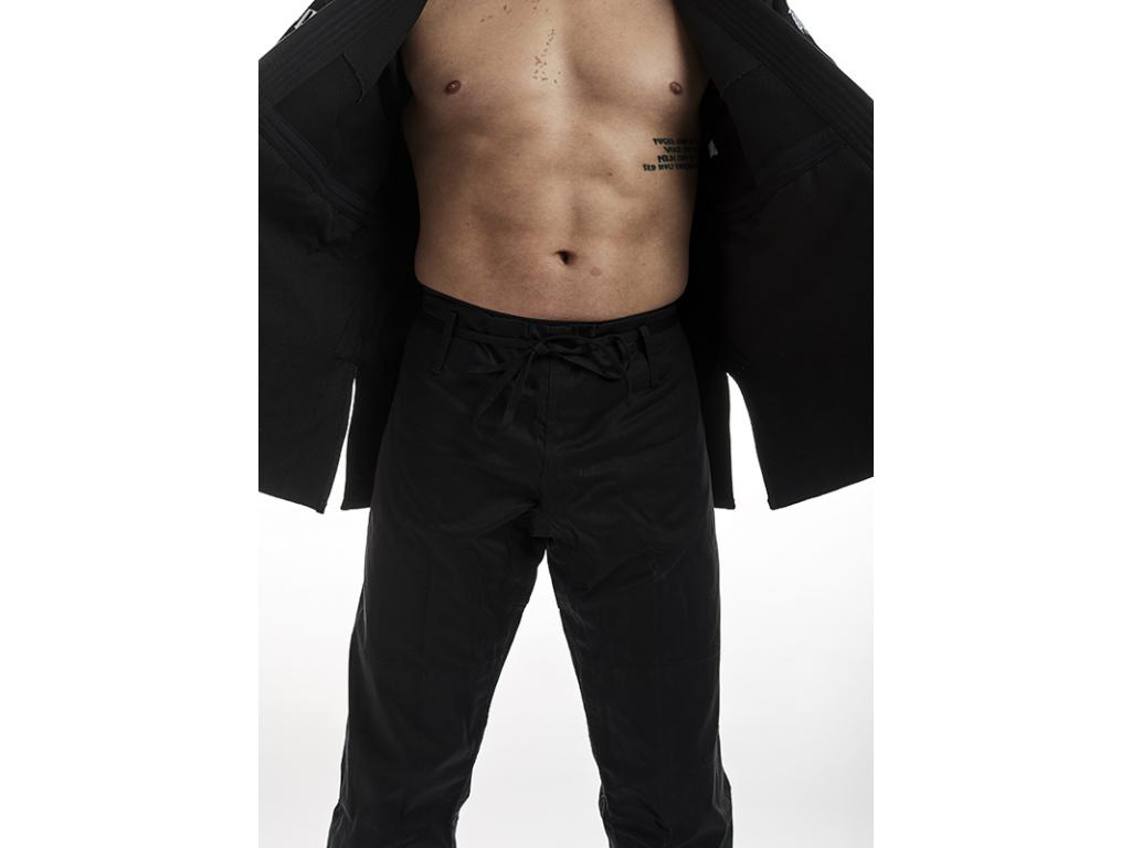 Kimono judo Ippon Gear Fighter - kalhoty černé