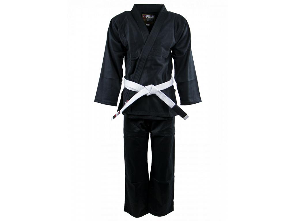 Kimono na BJJ černé Fuji Saisho Academy