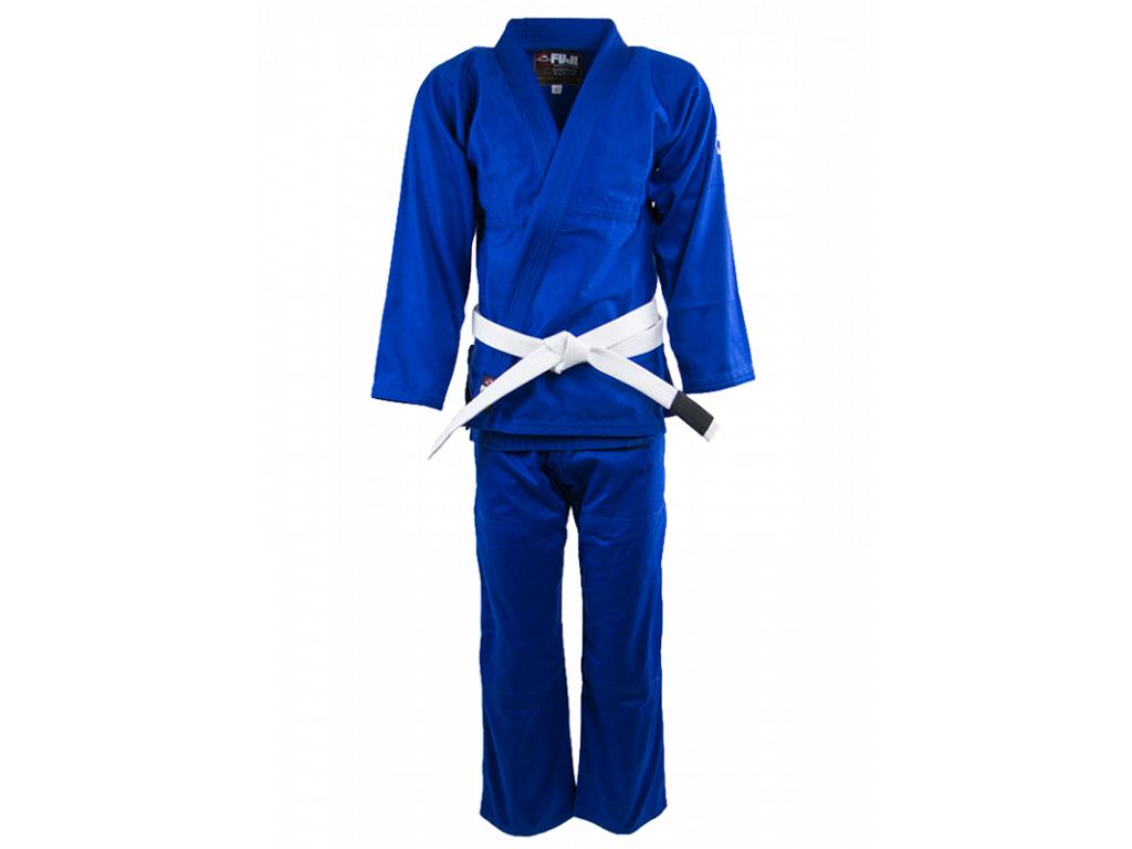 Kimono na BJJ modré Fuji Saisho Academy