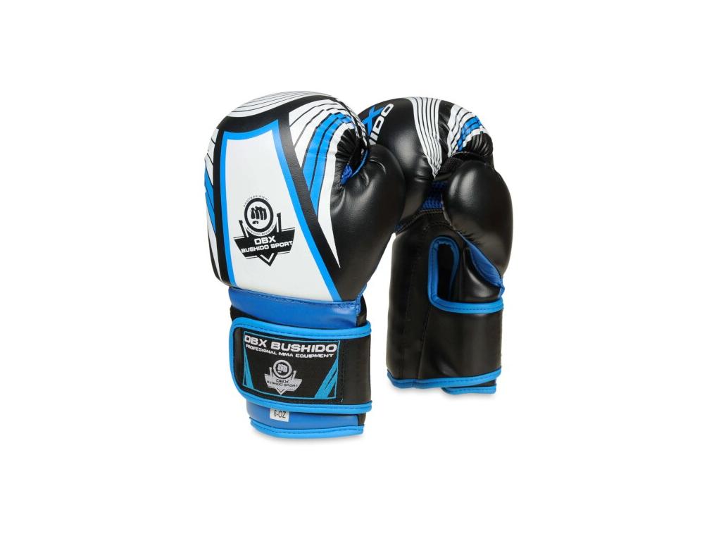 detske boxerske rukavice dbx bushido arb 407 v1 6oz