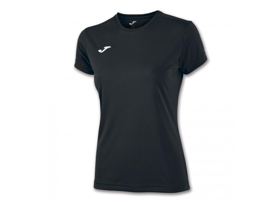 Dámské tričko černé JOMA Combi