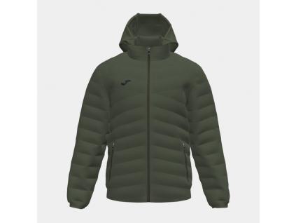 zimni bunda zelena joma urban iii