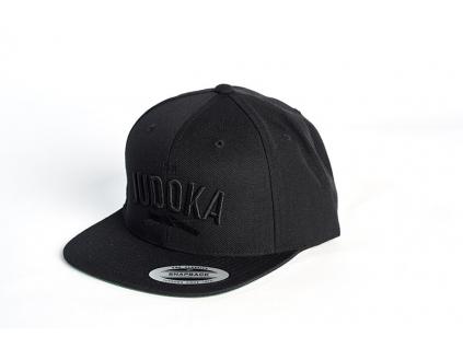 Ippon Gear Snapback Judoka černá čepice