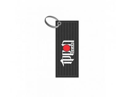 Přívěsek mini pásek černý