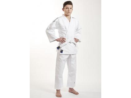 kimono judo detske ippon gear future black