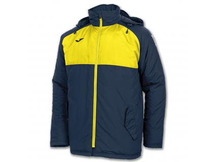 Zimní bunda žlutá JOMA Andes