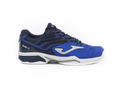 Tenisové boty modré JOMA Clay 904