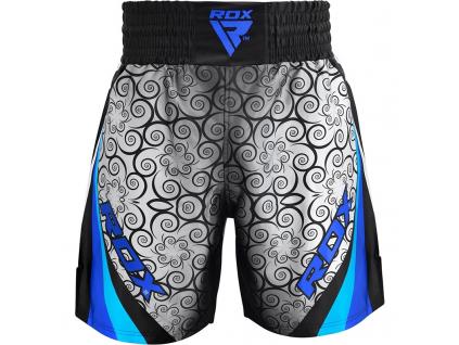 RDX boxerské šortky modré