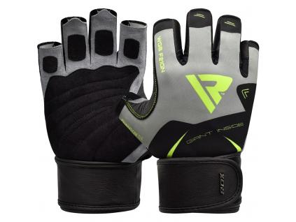 RDX F21 Fitness rukavice pro náročné