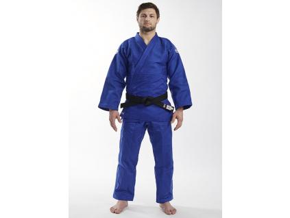 kimono judo modre ippon gear legendary kabat