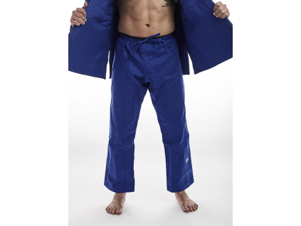 kimono judo modre ippon gear fighter kalhoty