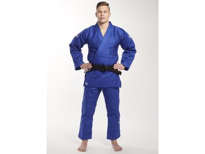 kimono judo modre ippon gear fighter kabat