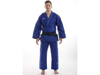 kimono judo modre ippon gear basic
