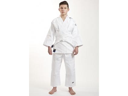 kimono judo detske ippon gear future blue