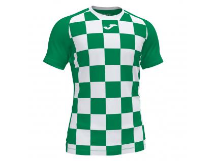 Dres zeleno-bílý JOMA Flag II