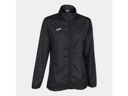 Dámská šusťáková bunda černá JOMA Elite VII