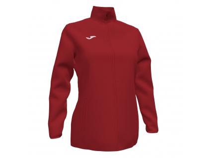 Dámská šusťáková bunda červená JOMA Elite VII