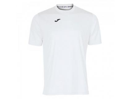 Tričko bílé JOMA Combi