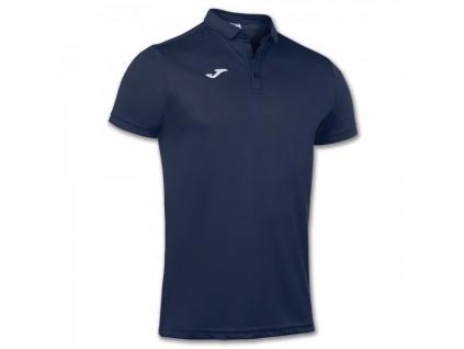 Polo tričko pánské tmavě modré JOMA Hobby