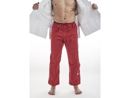 Kimono judo Ippon Gear Fighter - kalhoty červené