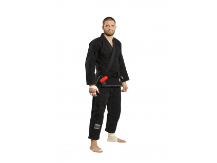 Kimono na BJJ černé Fuji Superaito