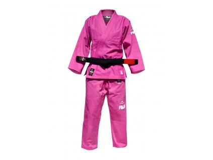 Kimono na BJJ růžové Fuji All Around