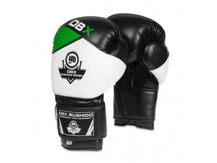 boxerske rukavice bushido b 2v6