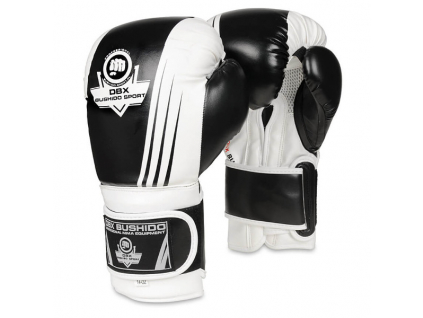 boxerske rukavice bushido b 2v3a