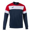 panska sweatshirt modro cervena joma crew iv